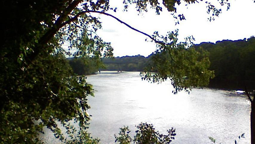 River...Flows