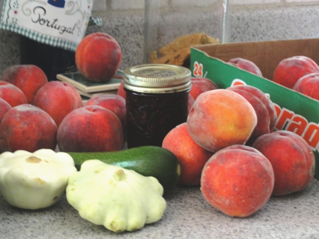 Early Summer's Bounty