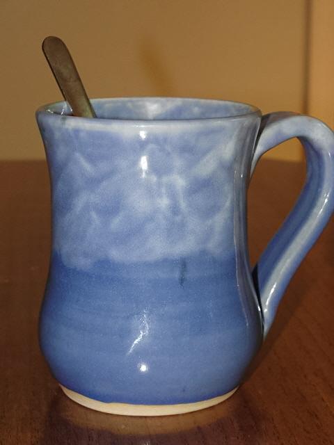 New Pottery Mug