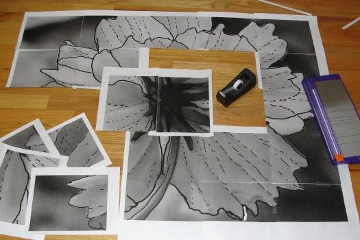 Enlarging Pattern